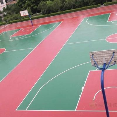运动球场专用地坪