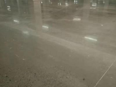 【绿地集团】西安绿地长安宫项目-锂基混凝土硬化剂地坪