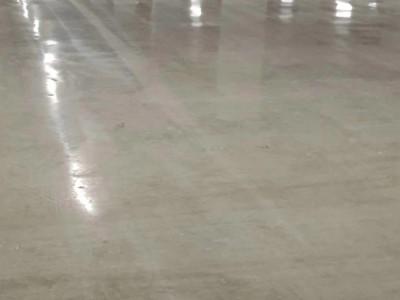 【绿地集团】-西安大华翰林华府混凝土硬化剂地坪